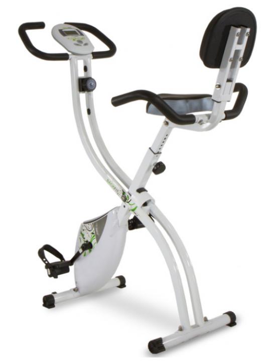 Bicicleta Estática Dobrável BH Tecnovita - Back Fit