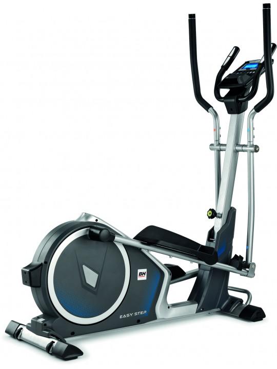 Bicicleta elíptica dobrável BH Easystep Dual